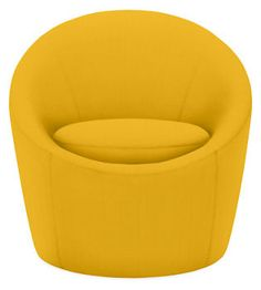 Outdoor Crest Swivel Chair - Chairs & Chaises - Outdoor - Room & Board **COMES IN OTHER COLORS**