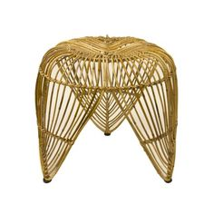 Tear Bamboo Stool @opusdesignco opusdesign.com.au/