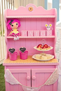 Lalaloopsy Party Baptism Party Ideas | Photo 2 of 17 | Catch My Party