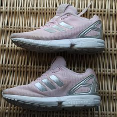Items for sale by Adidas Originals Zx Flux, Great Deals, Trainers, Adidas Sneakers, The Originals, Pink, Shopping, Clothes, Shoes