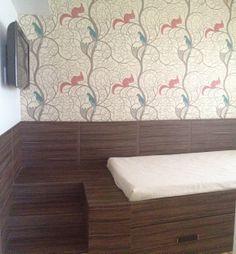 Quarto para netas com cama deck by Neo Arq