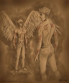 Image result for jace clary sebastian drawing