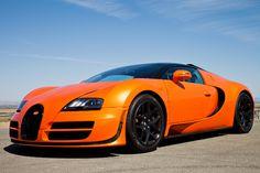 Driving the Bugatti Veyron Grand Sport Vitesse, the World's Fastest Roadster | Autopia | Wired.com