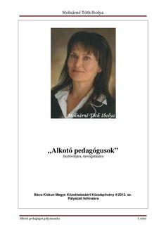 Alkotó pedagógus | PDF to Flipbook Mona Lisa, Polaroid Film, Projects