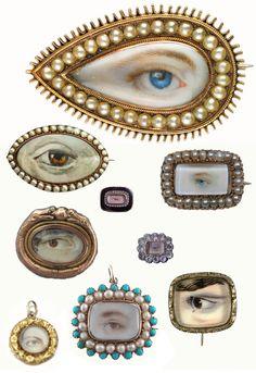 L'histoire de l'oeil.