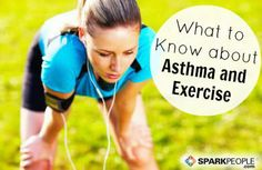 You Asked: ''Is It Safe to Exercise with Asthma?'' via @SparkPeople