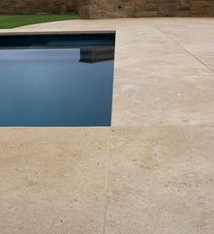 Coeur d' Alene Limestone Paving and Pool Coping