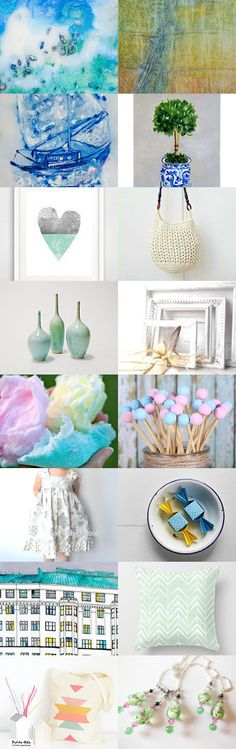 Handmade and Vintage     by Niki and Sophie on Etsy--Pinned with TreasuryPin.com