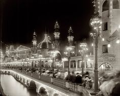 Coney Island: 1905