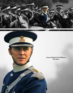 Tom Hiddleston - War Horse
