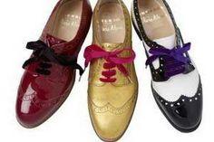 #:: Shoes Dictionary – Part 1 :: Gaya :: Gadis.co.id ::