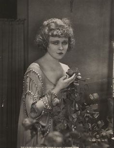 Wanda Hawley (July 30, 1895 - March 18, 1963) in The Affairs of Anatol, 1921