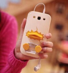 Chick and egg galaxy case