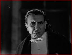Carlos Villarias Dracula 1931 Spanish version