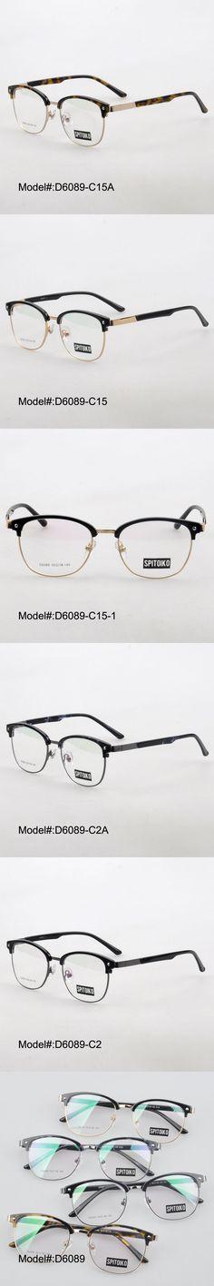 MY DOLI    RX optical frames myopia eyewear eyeglassesTR90 and stainless steel prescription  spectacles for men D6089
