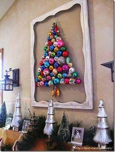 Arboles de Navidad diferentes fotos de árboles de Navidad originalesy diferentes