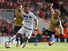 Arsenal, Chelsea 'to battle for Corentin Tolisso'