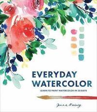 Everyday Watercolor (häftad)