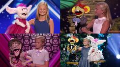 Watch Darci Lynne Journey from Audition to Finale with Winning Moment- America's Got Talent 2017 Winner