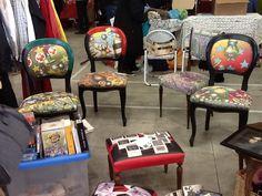 Mobili artistici ~ Arredamento artistico castéstyle mobili vintage diventano