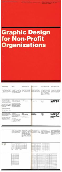 This rare book is by Vignelli and Peter Laun­dry, and was pub­lished in 1980 in part­ner­ship with AIGA. The book focuses on design and best prac­tices for non-profit orga­ni­za­tions, but the con­tent is a great resource in gen­eral and the teach­ings can be applied pretty much any­where. It's available for download here: https://archive.org/details/graphicdesignfor00laun