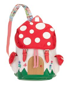 little toadstool tote