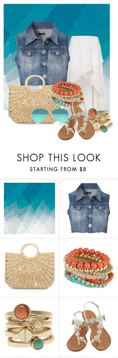 """"""""""" by gharmon ❤ liked on Polyvore featuring Topshop, Jane Norman, Pepe Jeans London, Armani Exchange and Ray-Ban"""