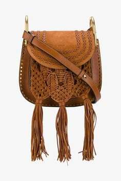 1e01a547a1 Chloé braided bag - 6 PIECES TO BRIGHTEN UP YOUR WARDROBE Borsa Marroncina,  Borse In