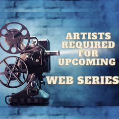 Need good-looking male and female artists with good acting skills for an upcoming web series. The post Artists required for upcoming web series appeared first on Jobs and Auditions.