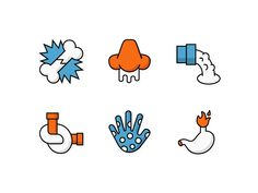 Men's Health : Symptomatic Icons by Michael Spitz