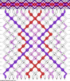http://friendship-bracelets.net/pattern.php?id=3270