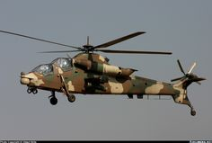 Denel AH-2A Rooivalk (Южная Африка)