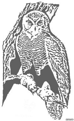 Free Scroll Saw Patterns by Arpop: Wildlife