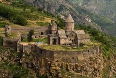 Travel Inspiration: Tatev Monastery, Armenia