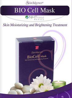 Skindulgence BioCell Mask By NHT Gobel,Brand New in Sealed Box #NHT Beauty Skin, Moisturizer, Skincare, Brand New, Box, Moisturiser, Skin Care, Boxes, Skin Treatments
