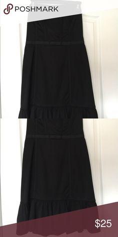 Selling this White House Black Market strapless dress. on Poshmark! My username is: sarahoagey. #shopmycloset #poshmark #fashion #shopping #style #forsale #White House Black Market #Dresses & Skirts