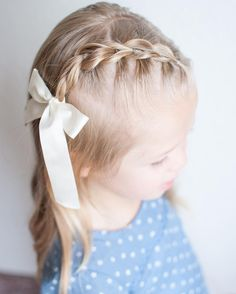"Q's Hairdos (@teswood) on Instagram: ""Love this simple diagonal pull through braid! #QsHairdos"