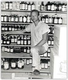 B-21 Fine Wine and Spirits History   Established 1948