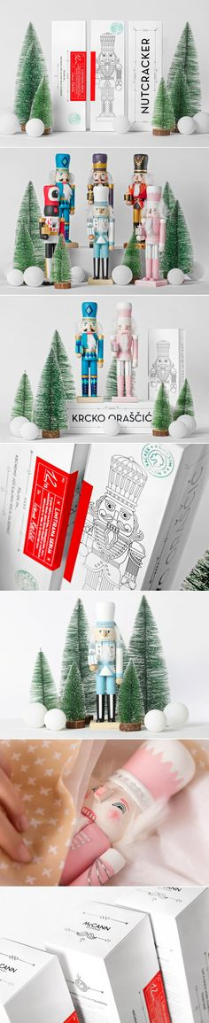 Check Out the Packaging for These Adorable Holiday Gifts — The Dieline | Packaging & Branding Design & Innovation News
