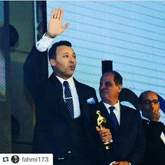 """فهمي تصويري #Repost @fahmi173 with @repostapp Middle East music award """" best talent """" #mema #mema_awards #middel_east_music_award #ahmedfahmi #best_talent #ahmed_fahmi #success #happy #beliveinyourself #acting #actor by tepo_photographer"""