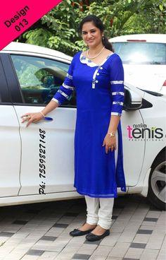 Best 12 Neck pattern for salwar suit – SkillOfKing. Churidhar Neck Designs, Salwar Neck Designs, Churidar Designs, Kurta Neck Design, Neck Designs For Suits, Neckline Designs, Blouse Designs Silk, Kurta Designs Women, Dress Neck Designs