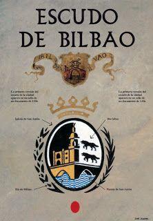 Escudo de Bilbao.