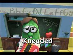 HOMOPHONES VeggieTales: School House Polka - Silly Song