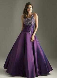 Als ik ooit nog weer ga trouwen wil ik deze jurk!!