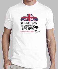 Camisetas Lamedusseta - British - pag 2 - pág 2
