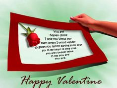 Valentines Day 2015 Poems For Her