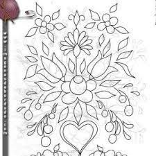 Resultado de imagen para bordado mexicano patrones mandalas ...