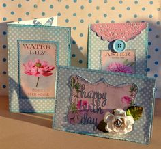Some simple cards to be made in a jiffy!