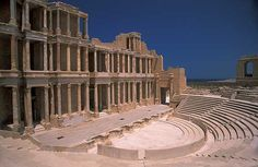 Greek Theater: Background lesson and stage directions