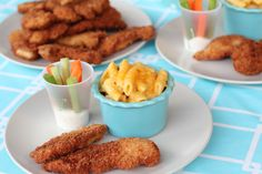 Homemade Chicken Tenders, another choice
